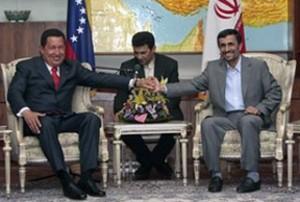 Presidents-Chavez-Ahmadinejad