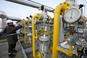 Turkmenistan-Gas