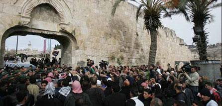 Photo of Confrontations erupt again in Al Quds