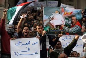 Gaza-rally