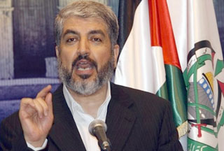 Photo of Abbas, inept to lead Palestinians: Mashaal