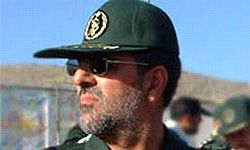 Photo of IRGC waiting for orders to attack terrorists base in Pakistan
