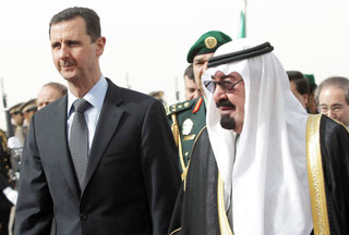 Photo of Saudi king to boost Syria ties in Damascus visit