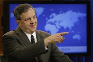 US-State-Department-spokesman-Ian-Kelly
