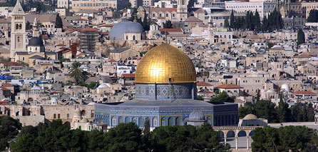Photo of Zionist crime in the Aqsa meant to destroy it