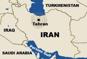 tehran-quake