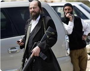 zionist-settler-armed