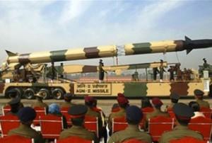 Agni-II-missile