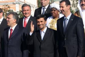 Ahmadinejad-Turkey