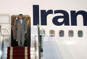 Ahmadinejad-visit