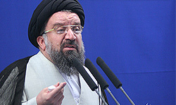 Photo of Senior cleric rejects compromise on nuclear rights