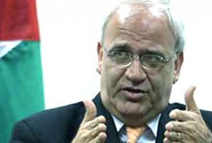 Chief-Palestinian-negotiator-Saeb-Erekat