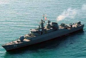 Iranian-vessel