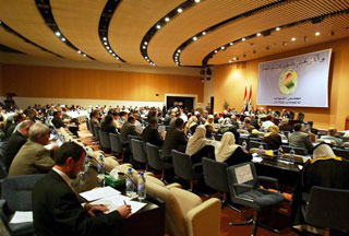 Photo of Iraqi parliament approves election law