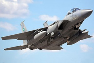 Saudi-fighter-jet