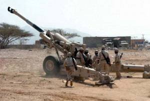 Saudisoldiers
