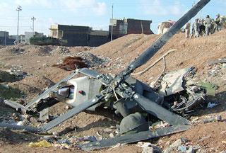 Photo of 2 US pilots killed in chopper clash in Iraq
