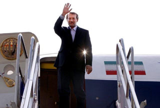 Photo of Iran's speaker flies to Egypt for PUIC meeting