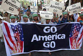 Photo of Anti-US rallies held in Pakistan