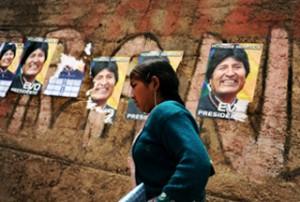 Bolivia-elections