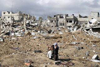 Photo of Gaza marks anniversary of Israeli offensive