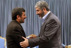 Mahmoud-Ahmadinejad-Khaled-Meshaal