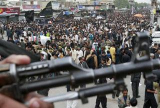 Photo of In Pakistan, bomb blast leave 22 mourners killed