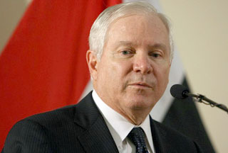 Photo of Gates hopes for 'significant' anti-Iran sanctions