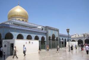 Sayyeda-Zeinab-shrine