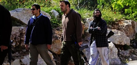 Photo of Settlers fire on Palestinian houses south of Hebron