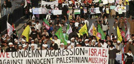 Photo of Swiss organizations mark war on Gaza