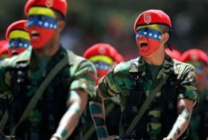Venezuelan-soldiers