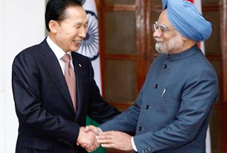 Photo of India, South Korea sign trade, cooperation deals