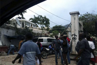 Photo of Haiti braces for huge earthquake death toll