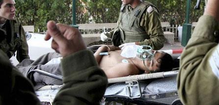 Photo of ZOF shot 8-year-old boy in head