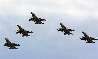 Photo of Israeli war planes violate Lebanese air space