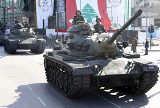 Photo of Lebanon army should seek help from Iran, Syria