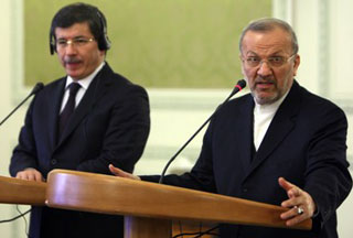 Photo of Mottaki belittles US, Israel anti-Iran efforts