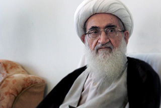 Photo of Top cleric urges firm stance against Israel