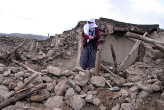 Photo of Turkey quake toll at 51, recue called off