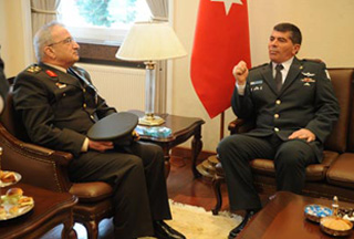Photo of Israel's army chief visits Turkey
