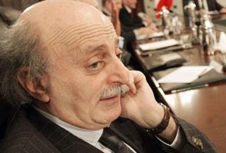 Photo of Jumblatt slams Arab League's inefficiency