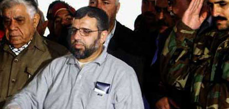 Photo of Sheikh Hasan Yousef disowned his son