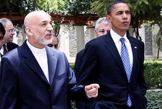 Photo of Afghanistan, US strategic partners
