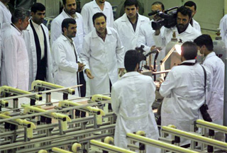Photo of Iran says new generation of centrifuges tested