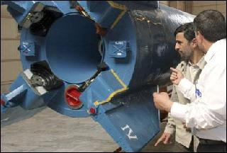 Photo of Iran to launch two satellites in 2010