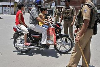 Photo of Two protesters killed in Kashmir unrest