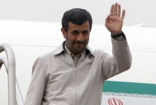 Photo of Ahmadinejad to attend CICA in Turkey