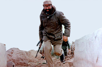 Photo of Shahid Mostafa Chamran has been known for his life of sacrifices