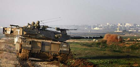 Photo of Israeli occupatin invades Eastern of Gaza